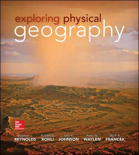 9780078095160: Exploring Physical Geography (WCB Geography)