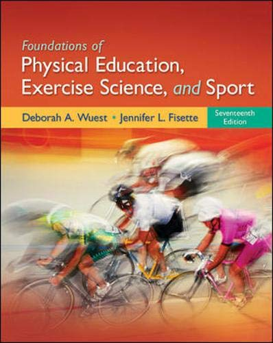9780078095788: Foundations of Physical Education, Exercise Science, and Sport