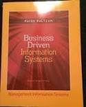 9780078095917: Business Driven Information Systems W/bind in Connect Plus+ - Management Information Systems