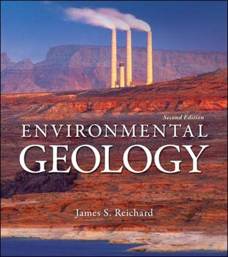 Environmental Geology: Reichard, James