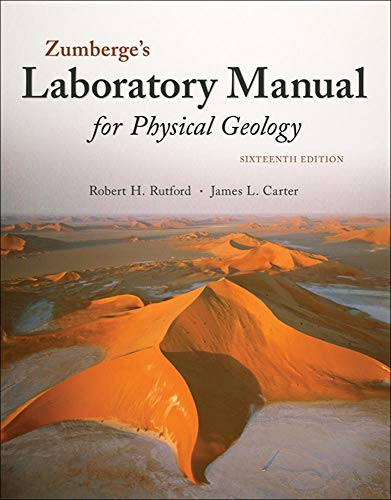 9780078096082: Laboratory Manual for Physical Geology