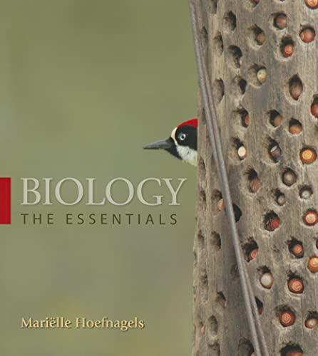 Biology : The Essentials: Hoefnagels, Mari?lle