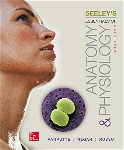9780078097324: Seeley's Essentials of Anatomy and Physiology