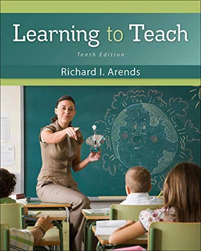 9780078110306: Learning to Teach
