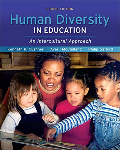 9780078110337: Human Diversity in Education (B&B Education)
