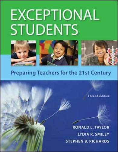 9780078110504: Exceptional Students: Preparing Teachers for the 21st Century