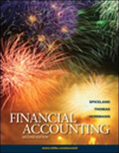 9780078110825: Financial Accounting
