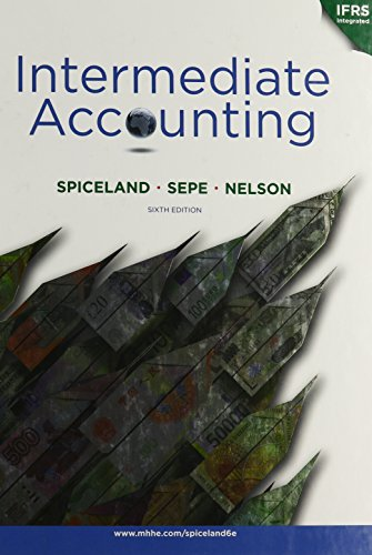 9780078110832: Intermediate Accounting