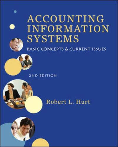 9780078111051: Accounting Information Systems