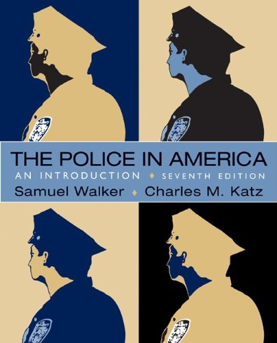 9780078111495: The Police in America: An Introduction
