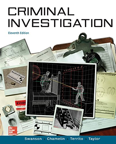 9780078111525 criminal investigation abebooks charles r swanson rh abebooks com Criminal Investigations PowerPoint Presentations criminal investigation 11th edition swanson study guide