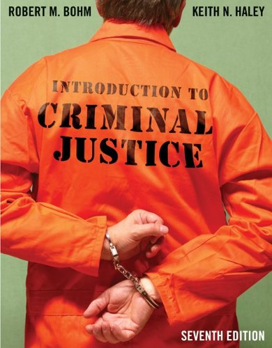 9780078111532: Introduction to Criminal Justice