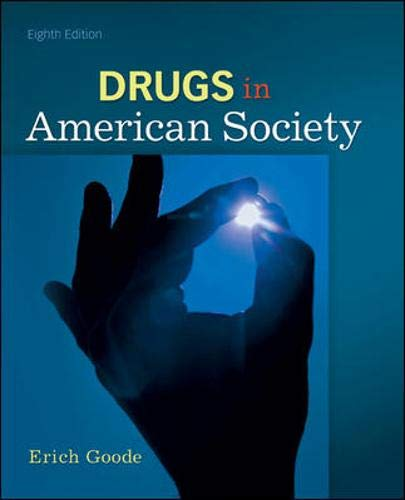9780078111549: Drugs in American Society