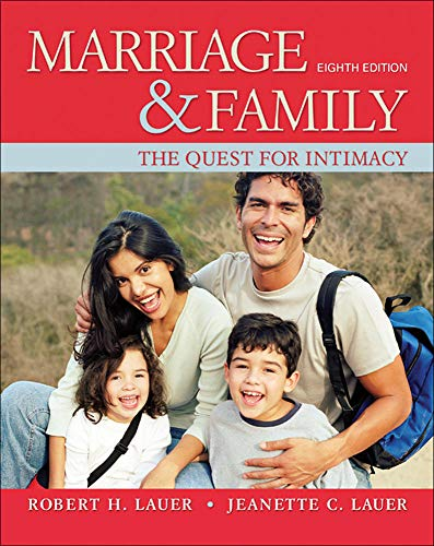 9780078111624: Marriage and Family: The Quest for Intimacy