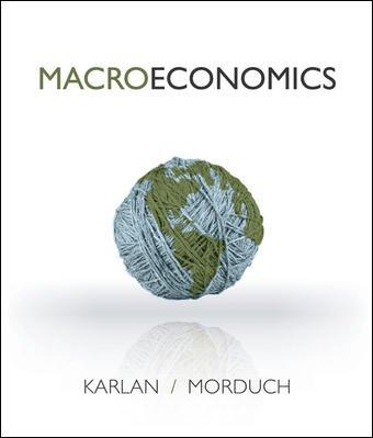 Macroeconomics: Jonathan Morduch; Meredith