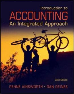 9780078111891: Introduction to Accounting an Integrated Approach