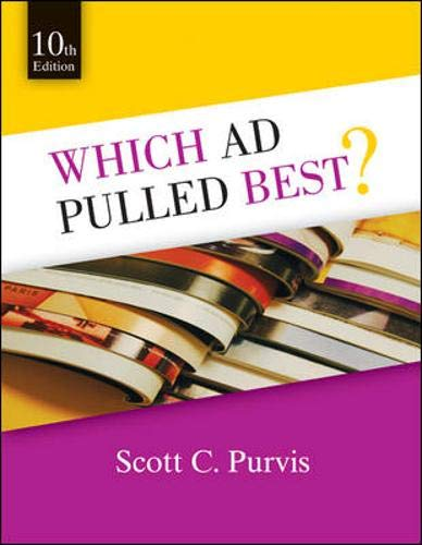 9780078112072: Which Ad Pulled Best?