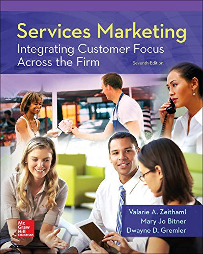 9780078112102: Services Marketing: Integrating Customer Focus Across the Firm