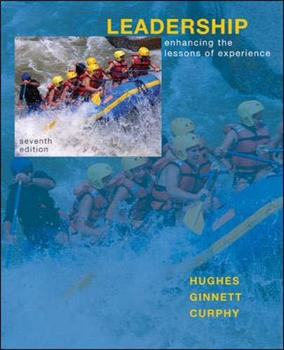 9780078112652: Leadership: Enhancing the Lessons of Experience