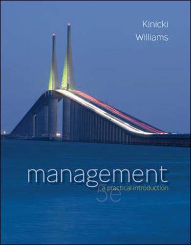 Management: Angelo Kinicki, Brian