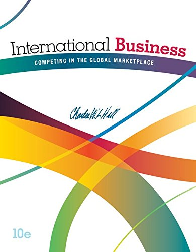 9780078112775: International Business: Competing in the Global Marketplace