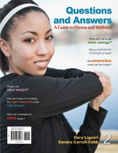 9780078115677: LL Questions and Answers with Connect Plus with LearnSmart Fitness and Wellness 1 Semester Access Card