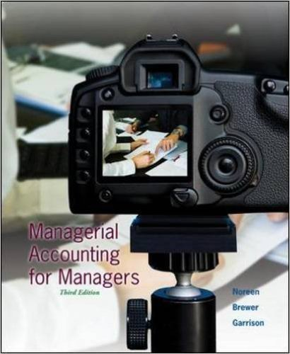 9780078115684: Managerial Accounting for Managers, 3rd Edition, Iowa State University Looseleaf