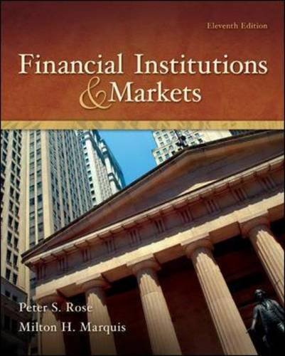 9780078116858: CourseSmart EBook Financial Institutions and Markets