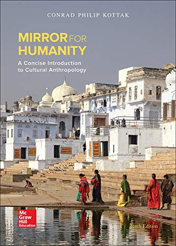 9780078117084: Mirror for Humanity: A Concise Introduction to Cultural Anthropology (B&b Anthropology)