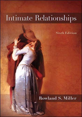 Intimate Relationships: Miller, Rowland