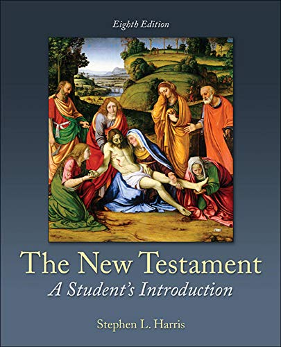 9780078119132: The New Testament: A Student's Introduction
