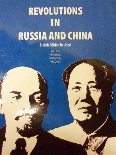 9780078119903: REVOLUTIONS IN RUSSIA+CHINA >C