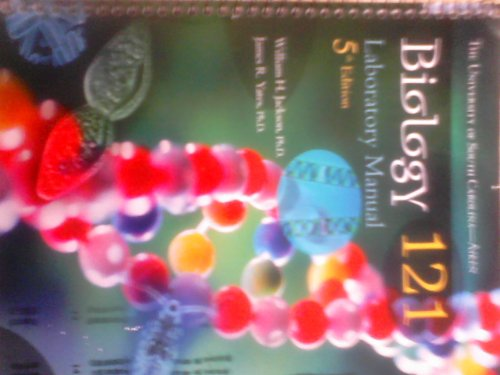 9780078122408: Biology 101 Laboratory Manual 5th edition (University Of South Carolina Aiken)