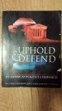 9780078123603: To Uphold and Defend: An American Politics Companion