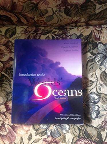 9780078124839: Introduction to the World's Oceans