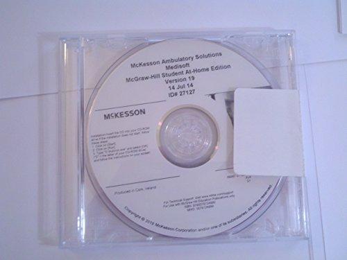 9780078124990: Student-At-Home Version of Medisoft V19