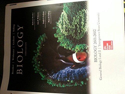 9780078126888: Biology (Third Edition) Brooker, Widmaier, Graham, Stiling, Et. Al.