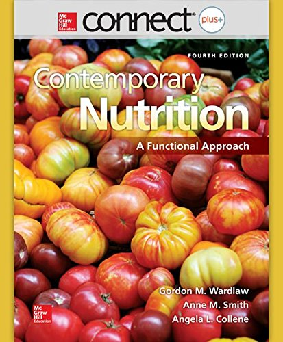 9780078127168: Connect Access Card for Contemporary Nutrition: A Functional Approach