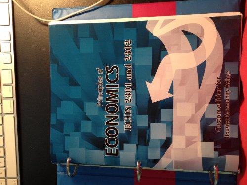 9780078127205: Principles of Economics Custom Edition for Houston Community College