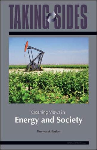 9780078127557: Taking Sides: Clashing Views in Energy and Society