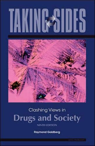 9780078127564: Taking Sides: Clashing Views in Drugs and Society