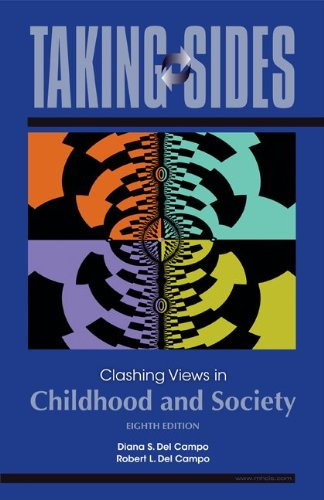9780078127571: Taking Sides: Clashing Views in Childhood and Society