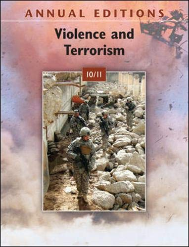 9780078127618: Annual Editions: Violence and Terrorism 10/11