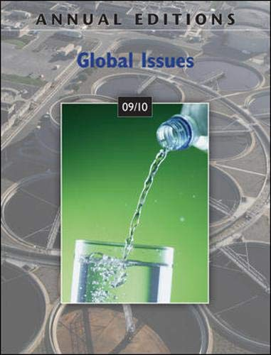 9780078127700: Annual Editions: Global Issues 09/10