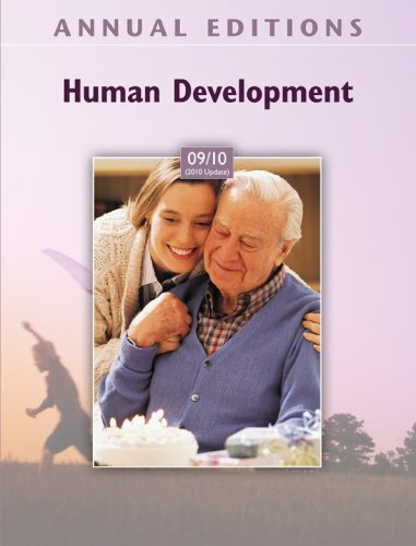 9780078127779: Annual Editions: Human Development 09/10 (2010 Update)