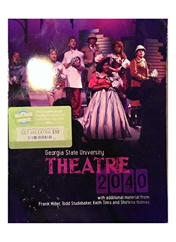 9780078127953: Theatre 2040