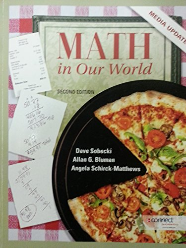 9780078129094: MATH in Our World