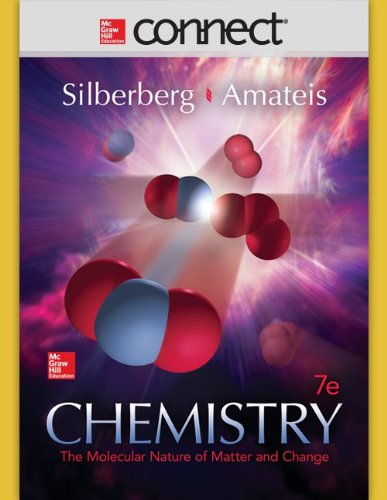 9780078129490: Connect Chemistry with LearnSmart 2 Semester Access Card for Chemistry:The Molecular Nature of Matter and Change