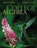 9780078133121: College Algebra Math 103 (College of the Canyons Edition)