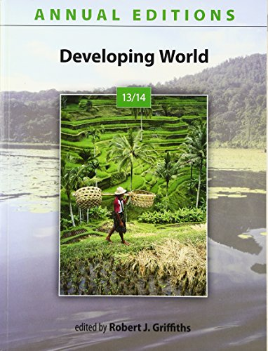 9780078135910: Annual Editions: Developing World 13/14